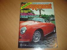 Echappement N°153 2 CV Charleston.Porsche 356 Replica