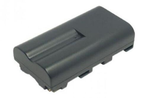 2200mAh Akku für Sony DCR-TRV110K DCR-TRV125 DCR-TRV130E DCR-TRV210E DCR-TRV310E