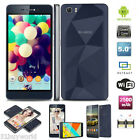 """Unlocked 16GB+2GB 5.0"""" BLUBOO Picasso Smart Mobile Phone 3G Android 5.1 Dual SIM"""