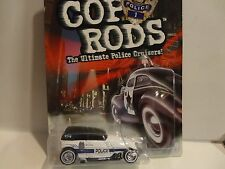 Hot Wheels Cop Rods Series 2 Wichita KS. Phaeton w/Real Riders