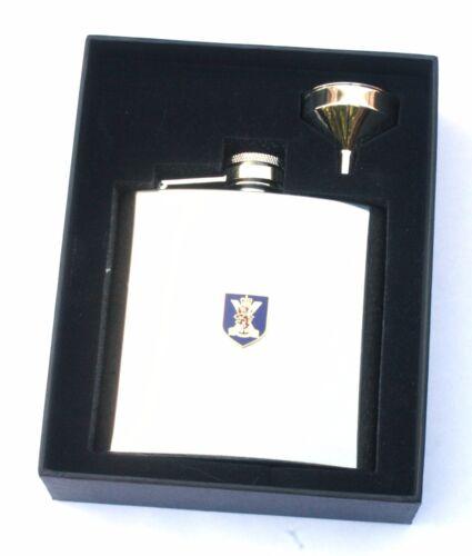 Royal Regiment Scotland Army  6oz Hip Flask Military FREE ENGRAVING Gift BGK44