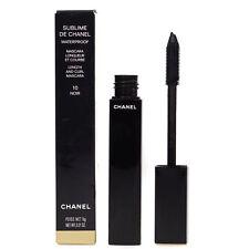Chanel Sublime De Chanel Black Waterproof Mascara 10 Noir 6g - RRP £26.00