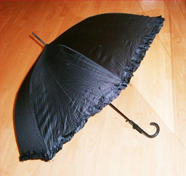 Automatik STOCK OMBRELLO ø105cm NERO ACQUA UOMO STELLA caratteri 86cm ombrello