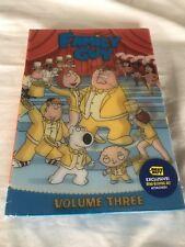 Family Guy - Volume 3 (DVD, 2009, 3-Disc Set)