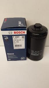 VW-Transporter-T4-1V-Original-Bosch-Filtro-De-Aceite-2-4D-2-5TDi-2-5-1990-2003