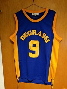e6a4a29d4b7b Image is loading Jimmy-Brooks-9-Drake-Degrassi-Community-HS-Basketball-