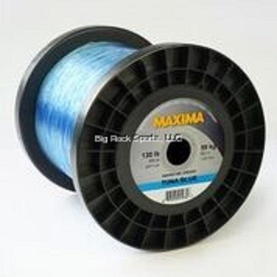 NEW Maxima Tuna blu Mono Line Service Spool Spool Spool 60lb 2000yds MBT60 9567e7