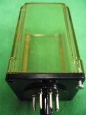 5pc VINTAGE ELECTRONIC VACUUM TUBE SOCKET ADAPTOR ENCLOSURE HOUSING HOLDER 8 PIN