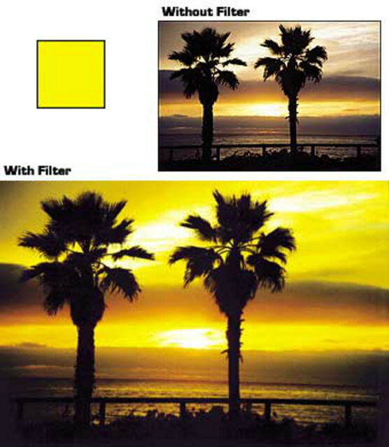 Cokin 001 A001  Yellow  Filter  A Series  Brand New  CLEARANCE SALE