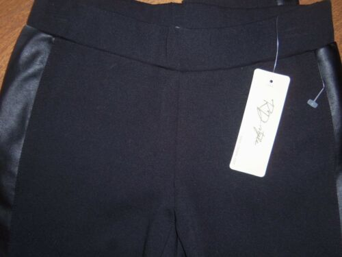 RD Style Stretch Panel Pant Black NWT Size Small NWT
