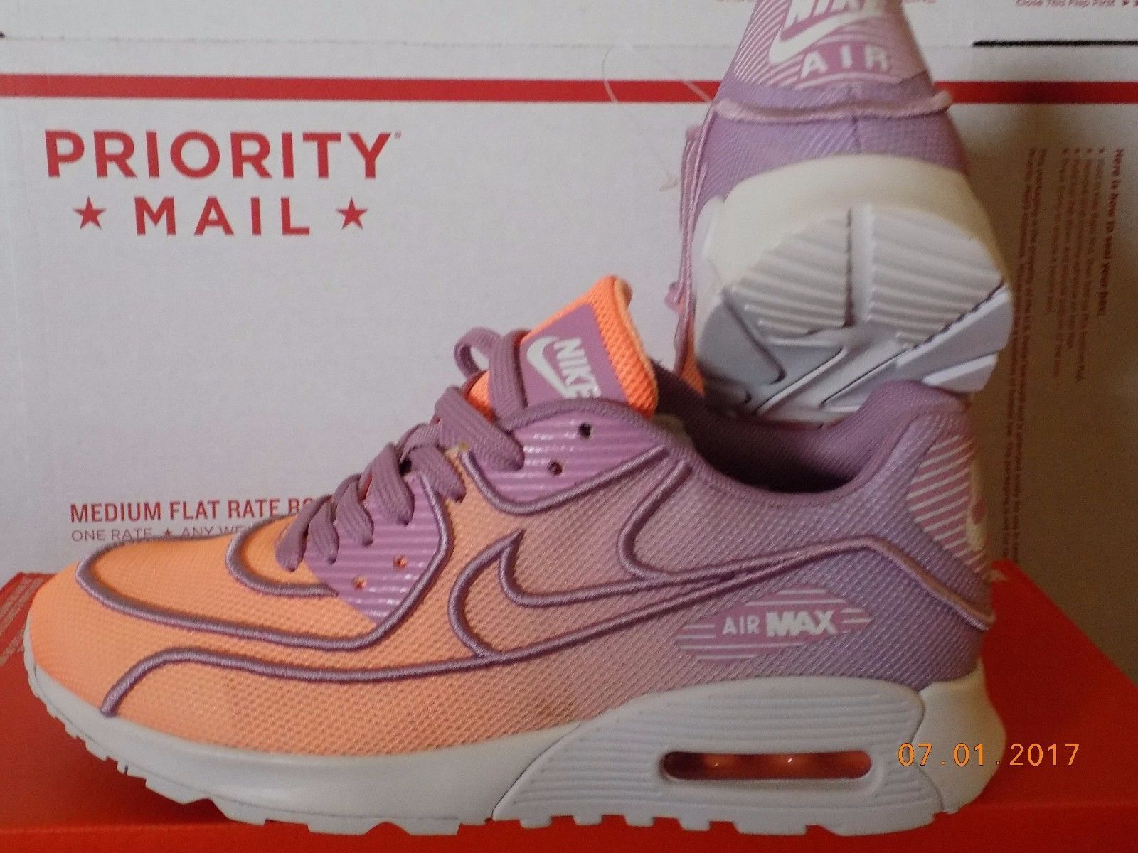 separation shoes 9bbb2 8467d NIKE NIKE NIKE AIR MAX 90 ULTRA 2.0 SI WOMEN SIZE 7 NEW With NIKE BOX