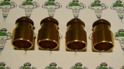 Fuel Injector Extension Adapters Bosch EV1 extend injector length by 12mm