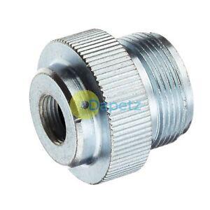 Cartouche-De-Gaz-Adaptateur-Laiton-Chrome-construction-Cga600-En417-Adaptateur