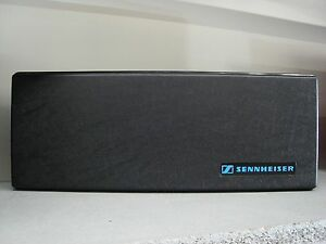 Sennheiser Hard Carrying Case for Camera Mount Wireless Mic. System