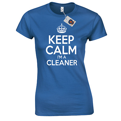 KEEP CALM I/'M AN AUNTY LADIES WOMENS ADULTS SIZES TSHIRT GIFT