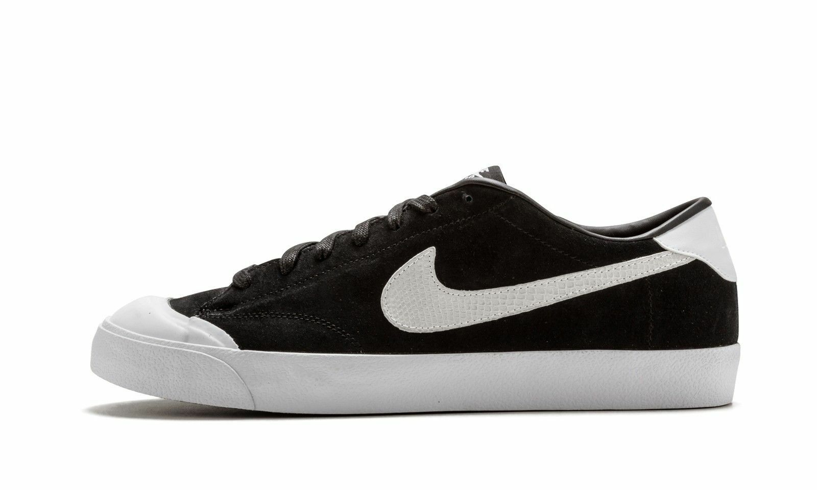 MENS NIKE ZOOM ALL COURT CK QS SHOES SIZE 11.5 black white 811252 001