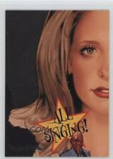 Buffy TVS Season 6 Once More With Feeling Chase Card H1
