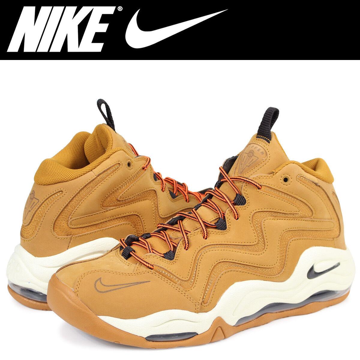 Nike air gomma max pippen 1 grano raccolto d'oro lino gomma air brown tan Uomo sz 11 scarpe 9e8573