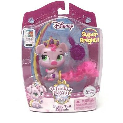 Disney Whisker Haven Palace Pets Furry Tail Friends TRUFFLES the Pig