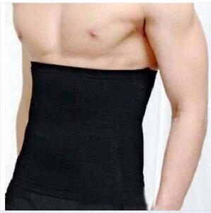 Men-s-Waist-Slimming-Body-Shaper-girdle-trim-belt-Sculpting-Cincher-cummerbund-L