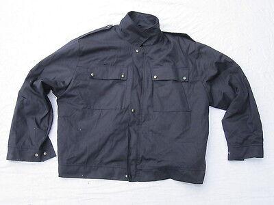 Ehrgeizig Jacket Mod Fire Service,general Workwear,dunkelblaue Arbeitsjacke,gr. 102cm,gebr Eine VollstäNdige Palette Von Spezifikationen