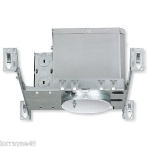 Elco EL99-ICA New 4 inch Housing Adjustable Lamp holder for Recessed Lighting
