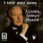 I Never Went Away by Richard Rodney Bennett (Composer) (CD, 1990, Delos)