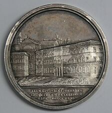 Vatican 1914 Pius X Silver Papal Medal Lateran Pontifical Seminary