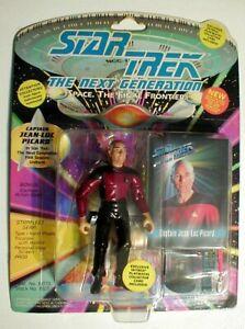 Multi-Liste des Playmates Star Trek Next Generation Neuf//Non Ouvert Action Figures