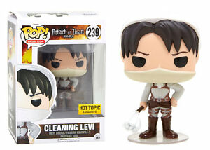 Funko-Pop-Attack-on-Titan-239-Cleaning-Levi-Hot-Topic-Exclusive