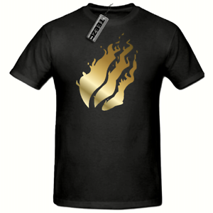 Gold-Prestonplayz-Youtuber-Childrens-tshirt-Preston-Childrens-Gaming-tee-Men-039-sT