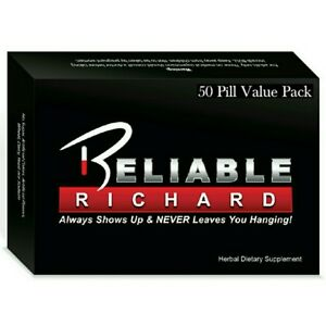 Reliable Richard Male Sexual Enhancer Capsules
