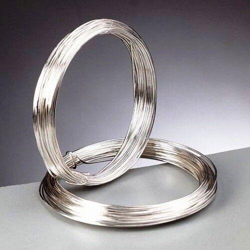 Efco Fil de cuivre Plaqu/é Argent 105/m 0,25-50/g