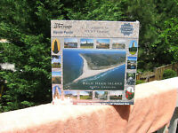 Bald Head Island N.c. 550 Piece - Jigsaw Puzzle By Heritage Puzzles & Sealed