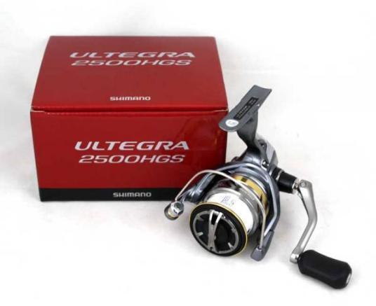 Shimano 17 NEW ULTEGRA 2500 HGS Spininng Reel New