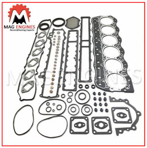 Full head gasket kit mitsubishi 6d16 for fuso truck diesel engine ebay image is loading full head gasket kit mitsubishi 6d16 for fuso fandeluxe Image collections