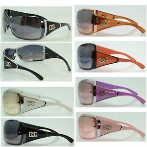Unisex-DG-Eyewear-Sunglasses-Designer-Shades-Fashion-Oversized-Shield-One-Lens