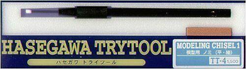 Hasegawa Trial Tool Modeling Tool for Flat Thin Plastic Model TT4