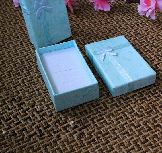 12*Present Gift Boxes Case For Bangle Jewelry Ring Earrings Wrist Watch Box G5Z