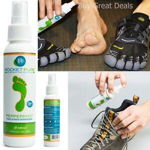 Natural-Shoe-Deodorizer-Natural-Ingredients-Foot-Deodorant-Odor-Stink-Spray-New