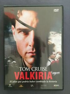 DVD-VALKIRIA-Tom-Cruise-Kenneth-Branagh-Bill-Nighy-Tom-Wilkinson-BRYAN-SINGER