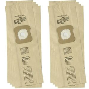 Details About 10 X Vacuum Cleaner Hoover Dust Paper Bags For Kirby G4 G5 G6 G7 Ultimate G