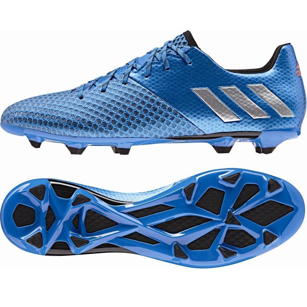 Adidas Messi 16.2 FG Fußballschuhe Speed of of of Light Pack blau silber 75156f