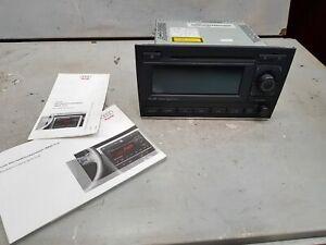 A4-B7-8E-Radio-Navigationssystem-BNS-5-0-2-DIN-MIT-Anleitung-8E0035192S-Audi