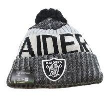 best service 167ac b7854 item 7 Men s New Era Men s Raiders New Era 2017 Sideline Official Sport  Knit Hat Black -Men s New Era Men s Raiders New Era 2017 Sideline Official  Sport ...