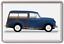 Indexbild 14 - Kühlschrank Magnet - Britisch Klassisch Auto Auswahl - Große Acryl,Vintage,Retro