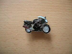 Pin-Anstecker-Honda-CBR-1100-XX-CBR1100XX-Black-Bird-schwarz-0776-Motorrad