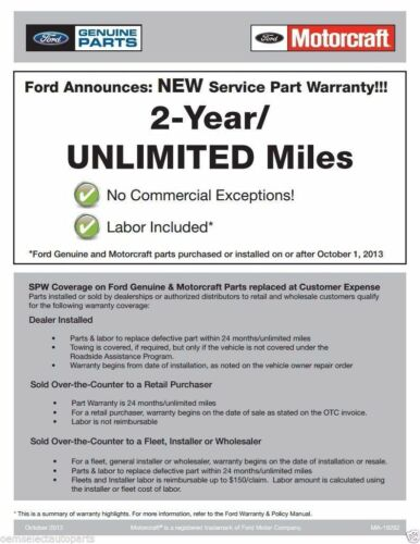 OEM NEW 2008-2010 Ford F-Series SD LH Side Fuel Injector Harness 8C3Z9D930BA