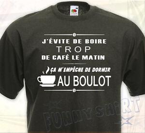 meilleur site web db2cf afe59 Details about TEE SHIRT Humour drôle Cadeau Anniversai re Noël Fête Comique  Collègue Pas Cher