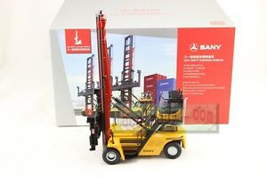 1/50 Sany Empty container stacker Handler SDCY90K7 Metal Diecast Special price